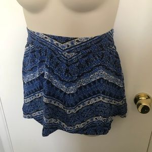 Sz LG mini skirt by Forever 21