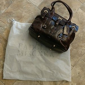 Authentic Badgley Mischka Handbag