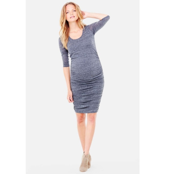 933f2342c051e Ingrid & Isabel Dresses & Skirts - INGRID & ISABEL Shirred Maternity Dress