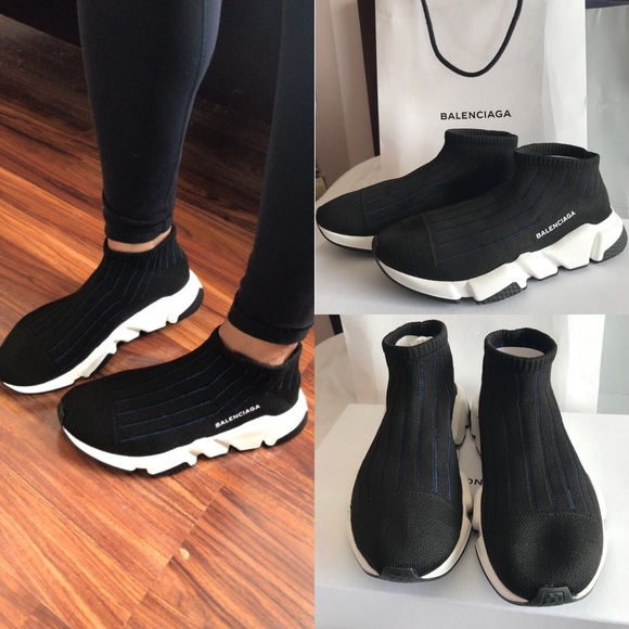 b731dbbcca02 Balenciaga speed trainers