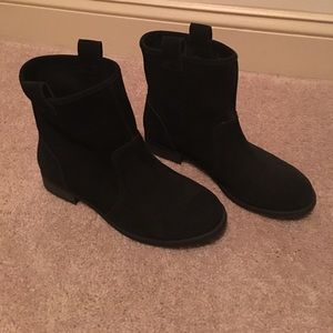 Sole Society Shoes - Sole Society Slouch Booties