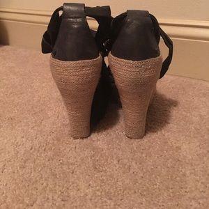 UGG Shoes - Uggs Platform Wedges