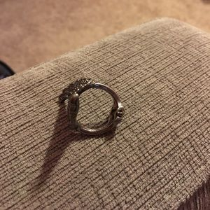 Forever 21 Jewelry - Angel wing ring