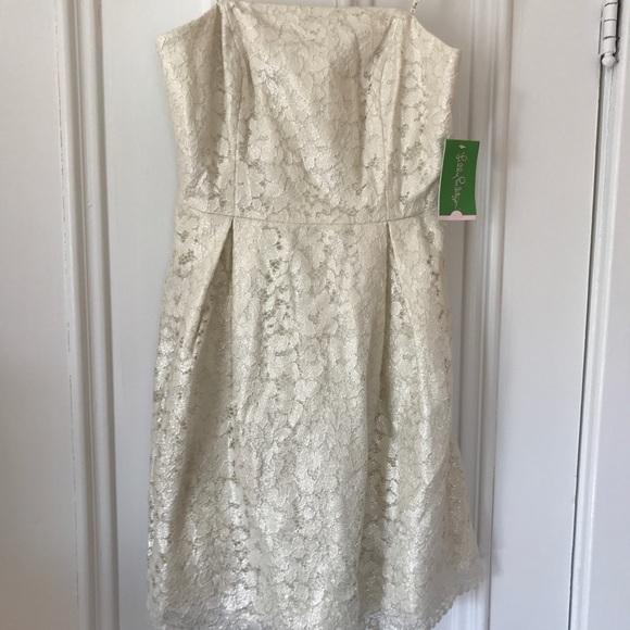 d1b9fc26db47 Lilly Pulitzer Dresses   Lace Dress Style Name Marielle   Poshmark