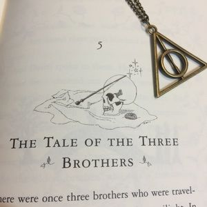 Jewelry - Harry Potter Deathly Hallows Necklace