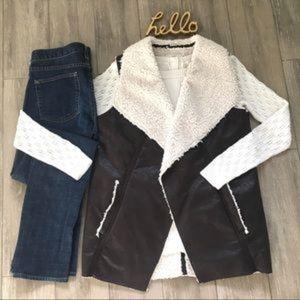 H&m sheep vest