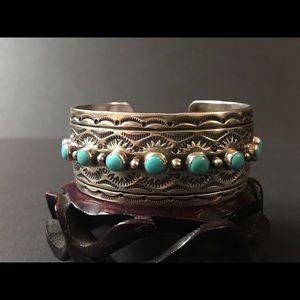 Jewelry - Vintage Navajo Handmade Jewelry
