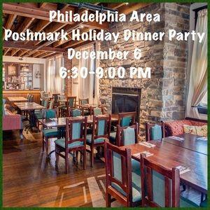 Poshmarkturns6 Other - PHILADELPHIA POSHMARK HOLIDAY DINNER PARTY