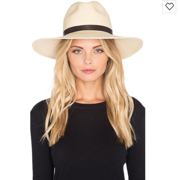 a3a2799015ca1 Janessa Leone Gloria Straw Hat