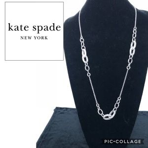 Kate Spade Night Lounge Graduated Scatter Necklace