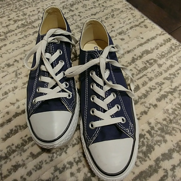 Converse Chuck Taylor All Star (M9697) Low Navy 7f8d34e87