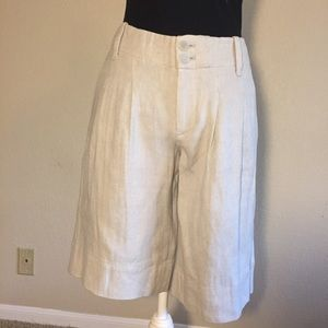 NWT Club Monaco Bermuda walking shorts