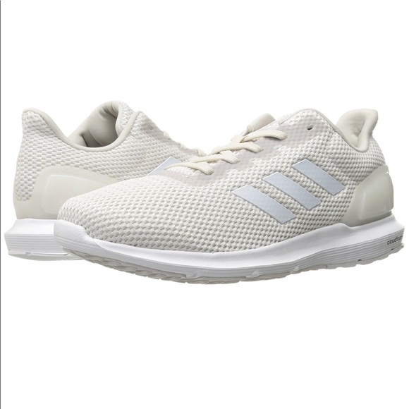 official photos c3729 a4b8d adidas Shoes - NEW ADIDAS Cosmic 2 White Running Sneakers 9M