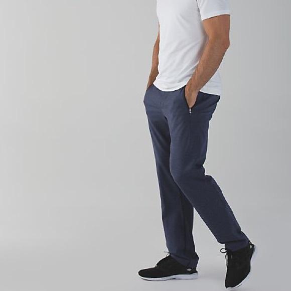 f0631998f lululemon athletica Other - Lululemon Discipline Pants Blue Sweatpants EUC