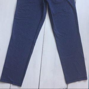 92e698a32 lululemon athletica Pants - Lululemon Discipline Pants Blue Sweatpants EUC