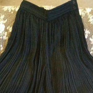 Mondi Women's Chiffon sheer Pant Skirt