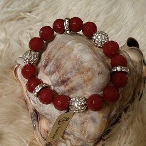 "Jewelry - Premier Designs ""Rouge"" bracelet"