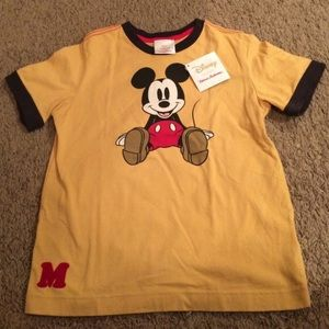 Disney Hanna Andersson Mickey Mouse Shirt