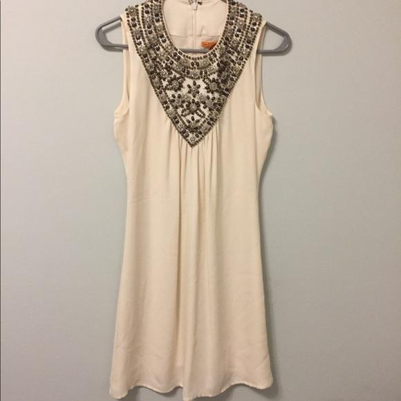 Ivory Beaded Dresses