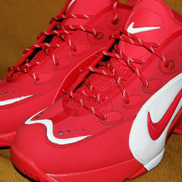 pippen shoes red