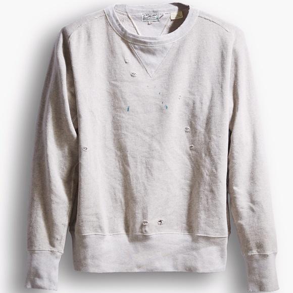 88c4d39d2bf8 Levi s Vintage Clothing Home Run Line Sweatshirt