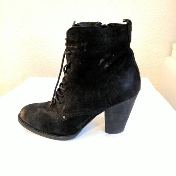 Aldo Shoes | Aldo Lace Up Ankle Boots