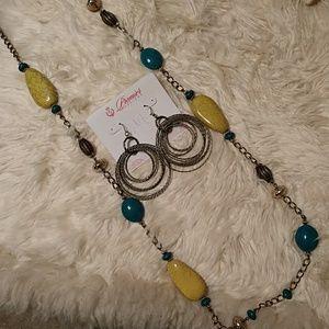"Premier Designs "" Buenos Aires"" necklace"