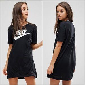 nike tee shirt dress