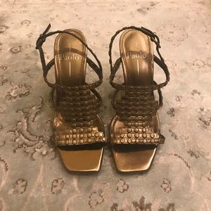 """""""NEW"""" Sling back Sandals by Lena Paolo"""