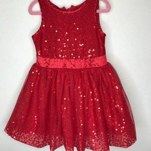 Other - Sparkly Christmas dress