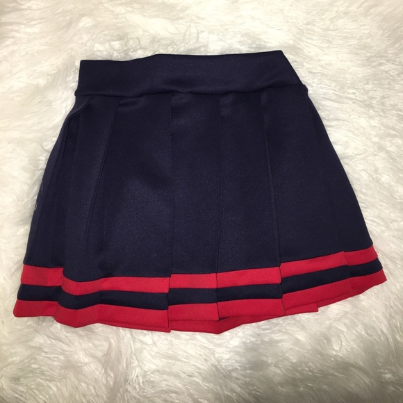 7075fe9cce Hype and Vice Skirts | Navy Tailgate Skirt | Poshmark