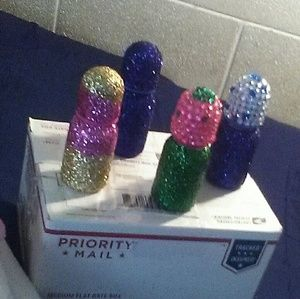 Other - 6oz Blinged Out Baby Bottles