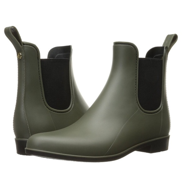 604606e22 FINAL DROP✨Sam Edelman Tinsley Green Matte Boots