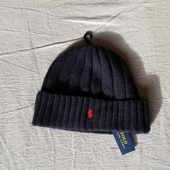 d462354e41716 Polo Ralph Lauren cuffed winter hat