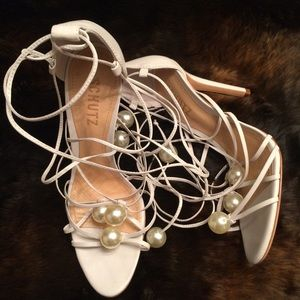 Schutz Darvia Strappy Sandal