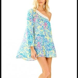 NWT Lilly Pultizer Shealyn Coverup/ Dress