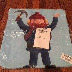 Other - Yukon Cornelius pillow cover