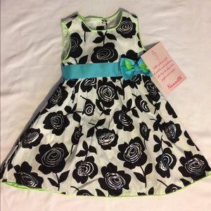 Nannette Girl Dress Sz 3T