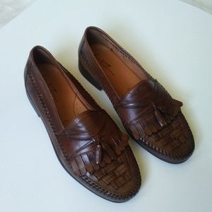 French Shriner BRANSON Loafers 13M