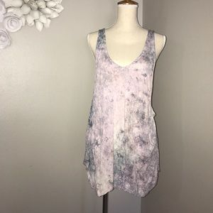 Urban Outfitters Tie-Dye top size Large