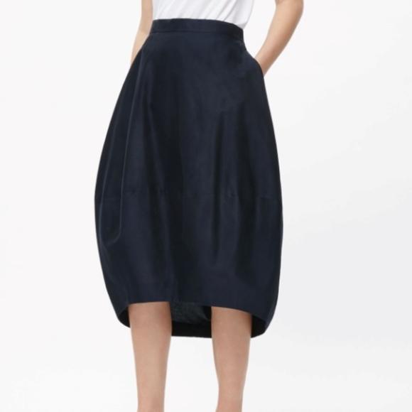 705716c80 COS Skirts   Cocoon Skirt   Poshmark