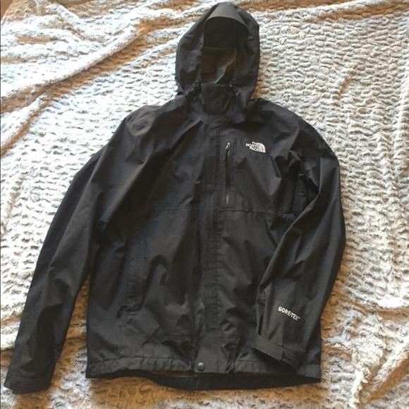 cf3ca922e The North Face Gore Tex Rain Coat Medium