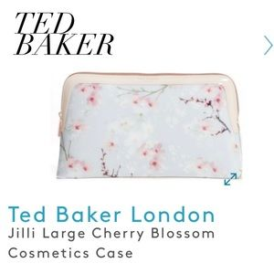 🙌🏻NWT Ted Baker Cherry Blossom Case