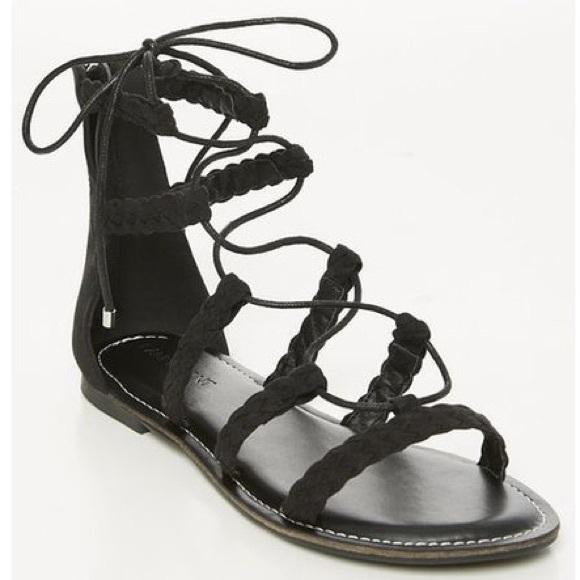 1d61f401379 Braided Gladiator Sandals (Wide Width)