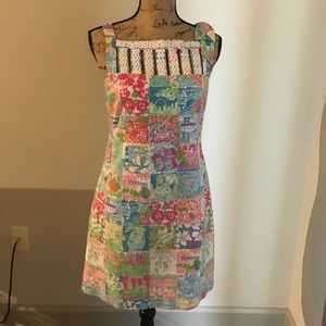 Beautiful Lilly Pulitzer Shift - size 2