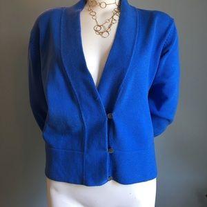 Monterey Bay jacket/cardigan