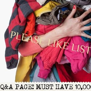 Accessories - Q&A PAGE &TALK