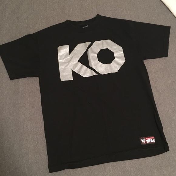 """WWE Shop Other - WWE Kevin Owens """"KO"""" TShirt"""
