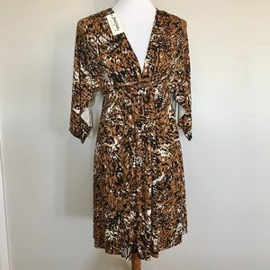 Rachel Pally - Stunning Midi Bengal Dress, NWT, XS