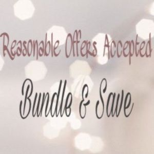 Other - 🎀Offers Accepted || Bundle & Save || 10% 2+